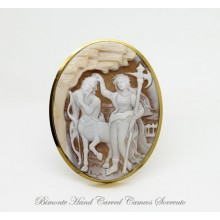 Minerva and the Centaur Cameo
