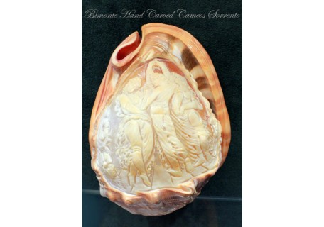 """The Botticelli's Three Graces"" Cameo Shell"