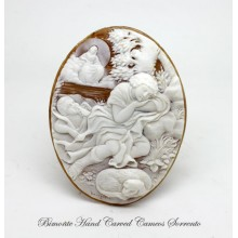 """Diana and Endimione"" Cameo"