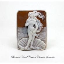 """The Birth of Venus"" Cameo"