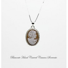 Traditional Cameo Necklace