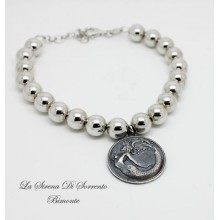 """""""La Sirena di Sorrento"""" Ball Bracelet"""