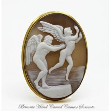 """""""Dedalus and Icarus"""" Cameo"""