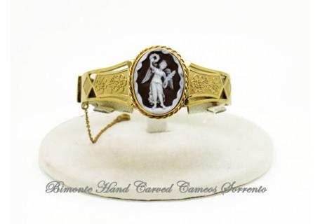 ''La Vittoria'' Cameo bracelet
