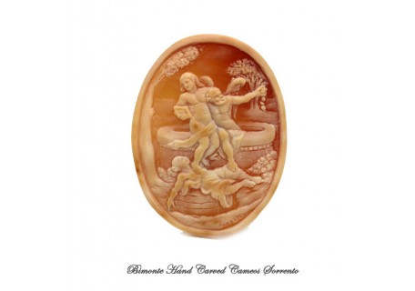 """Allegory of time and Truth"" Cameo"