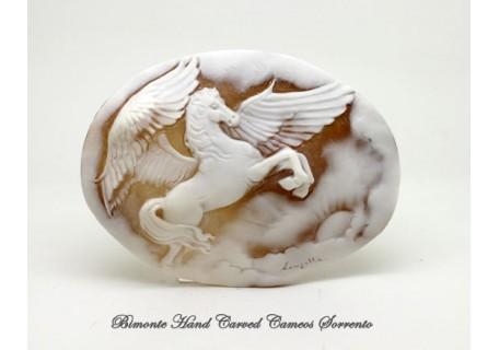 """""""Pegasus"""" Cameo"""