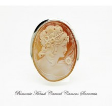 """Classica"" Cameo Brooch and Pendant"