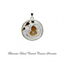 """Protection"" Cameo Pendant"