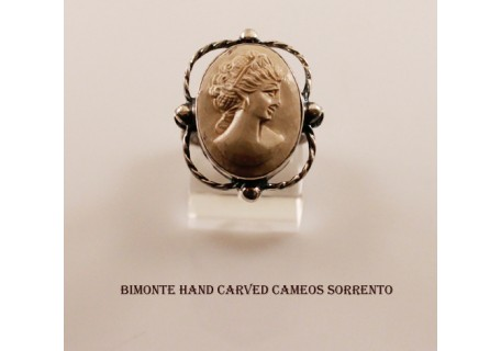 Antique Style Cameo Ring