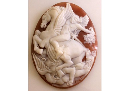 """Perseus"" Cameo"