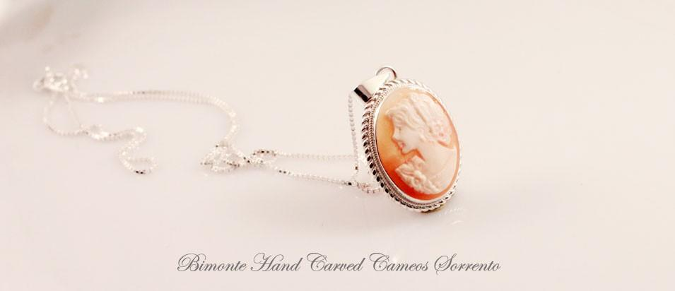 """The Cameo Necklace"""